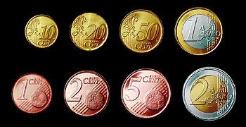 Euromünzen Spielgeld Geschenke Von Buntebank Reproduktionen
