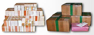 60.000 personalisierte Spielgeldscheine 2005