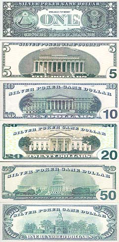 Us Dollar Scheine Stückelung