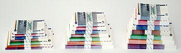 Spielgeld CLASSIC Ed.No.5 Silver Edition Geschenk Set