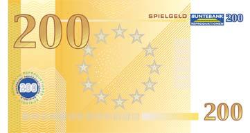 200er Geldschein Requisite einzeln 194x361